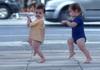 Феєричне повернення малюків Evian