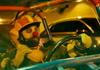 Клоуни на дорозі у рекламі Audi