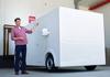 Volkswagen створив ідеальну білу коробку на колесах
